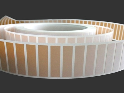 35-7.5mm high temperature resistant label